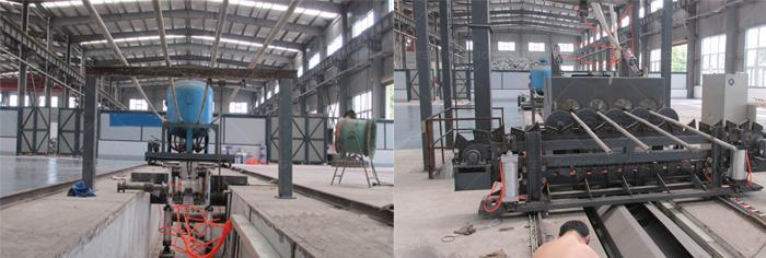 Steel Pipe Outer and Inner Shot Blasting Machine 7