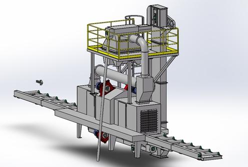 shot blasting machine 3