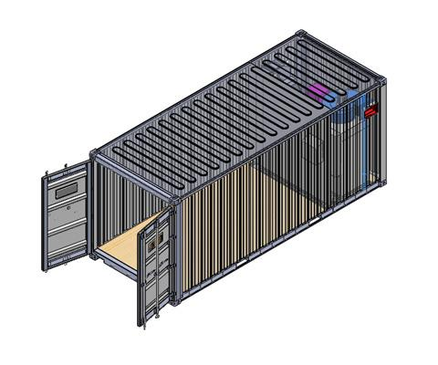 Movable-Container-Sandblasting-Room-1