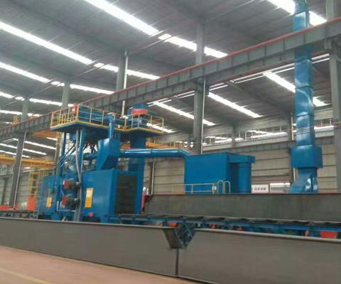 Steel-Structure-Shot-Blasting-Machine-2