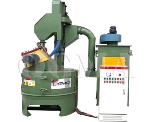 rotary table shot blasting machine 1