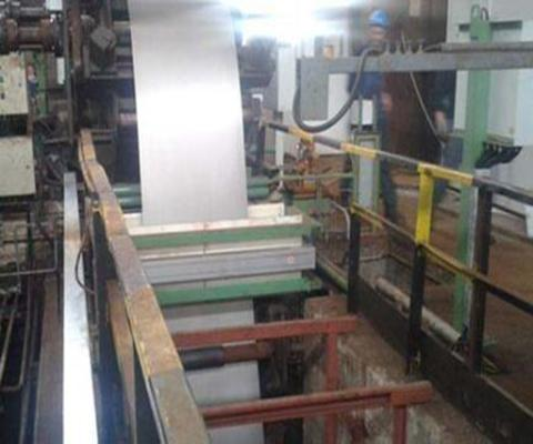 Strip Descaling Machine 1