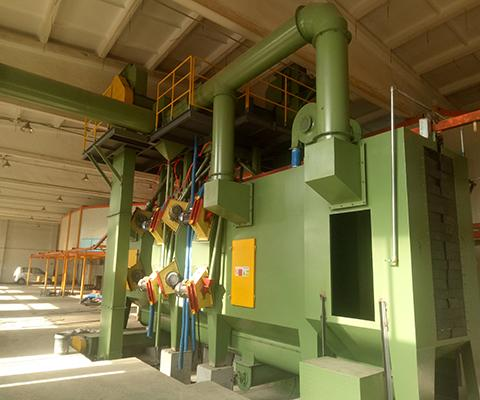 Continuous-working-overhead-monorails-shot-blasting-machine-3