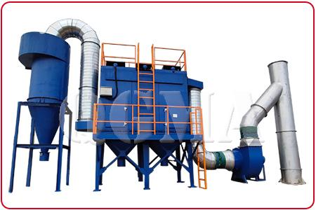dust collector 232