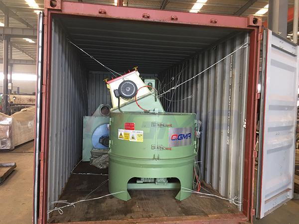 rotary table shot blasting machine 4