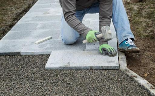Natural stone industry