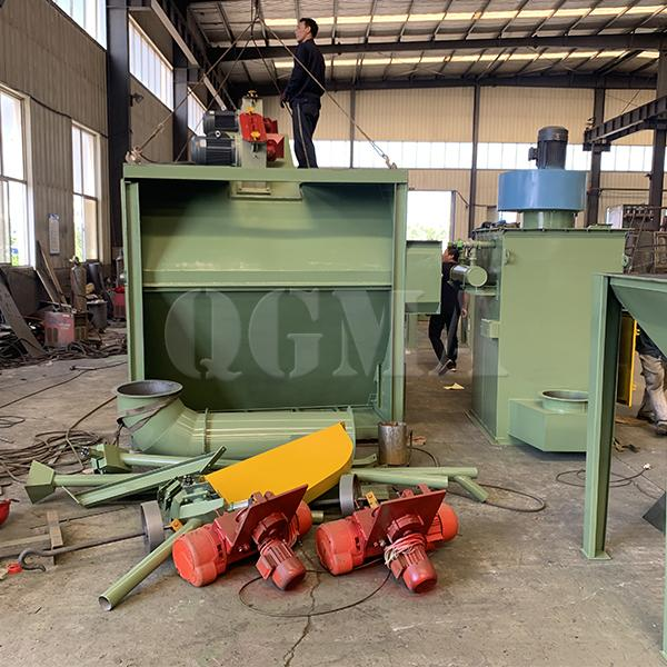 Four points to teach you the daily maintenance of shot blasting machine 2
