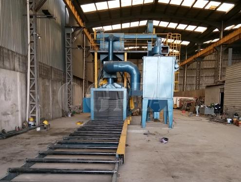 How to maintain shot blasting machine