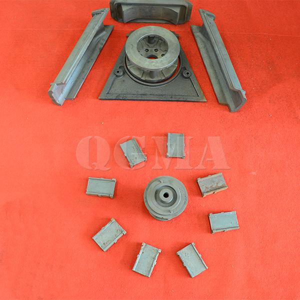 Spear parts of shot blasting machine1