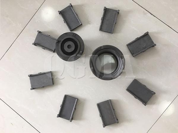 The strength factors of shot blasting machine and whether the blade is easily damaged 1