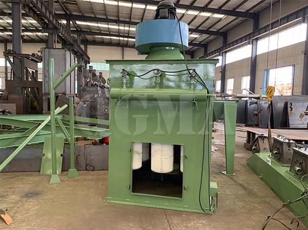 Whether the shot blasting machine should take explosion-proof measures and how to achieve environmental protection 1