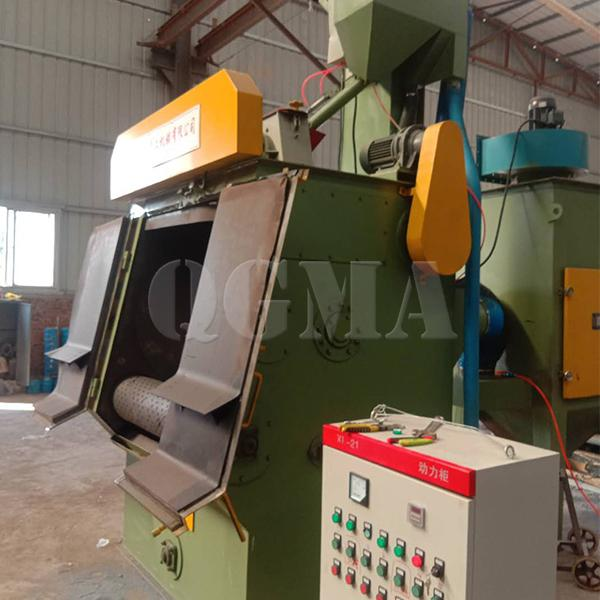 Comparison and analysis between different types of shot blasting machine 2