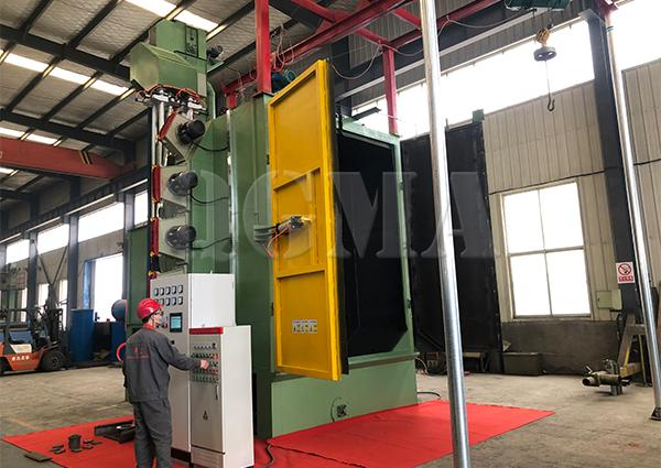 How to choice sandblasting room and shot blasting machine 3