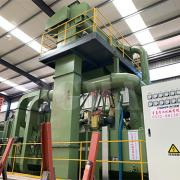 How to maintenance the wear resistant parts of shot blasting turbines