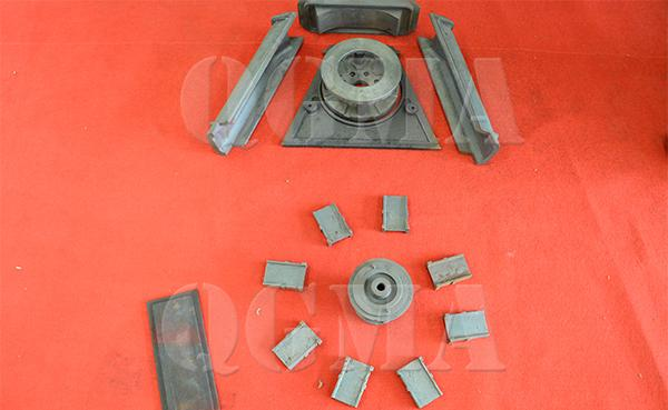 How to maintenance the wear resistant parts of shot blasting turbines 2