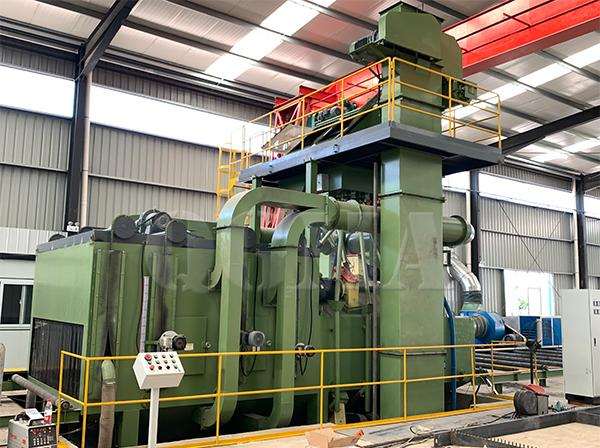 What is the important things that for the operators to operate the shot blasting machine 1