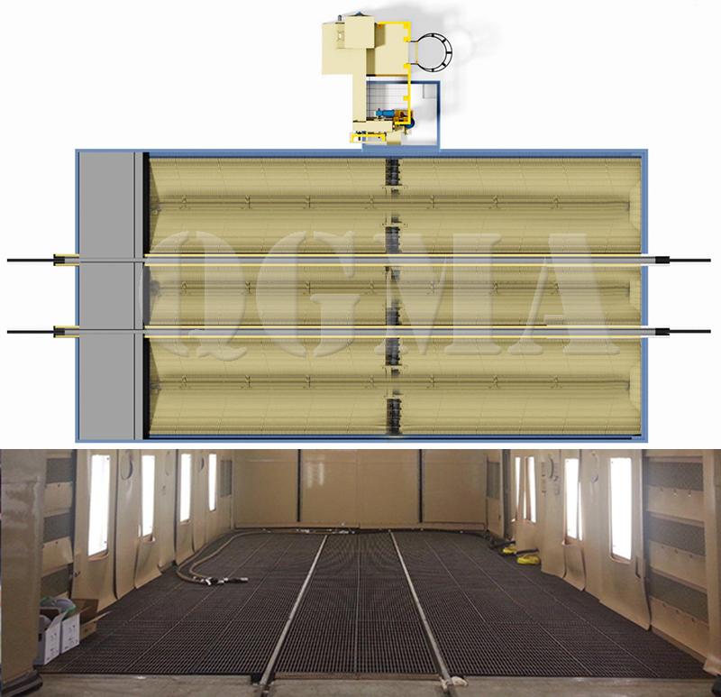 what is sandblasting room 5